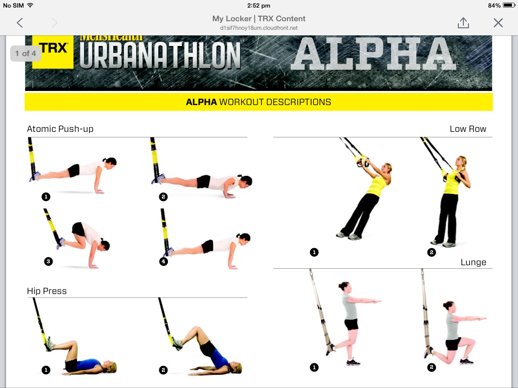 Luscious image intended for printable trx workout